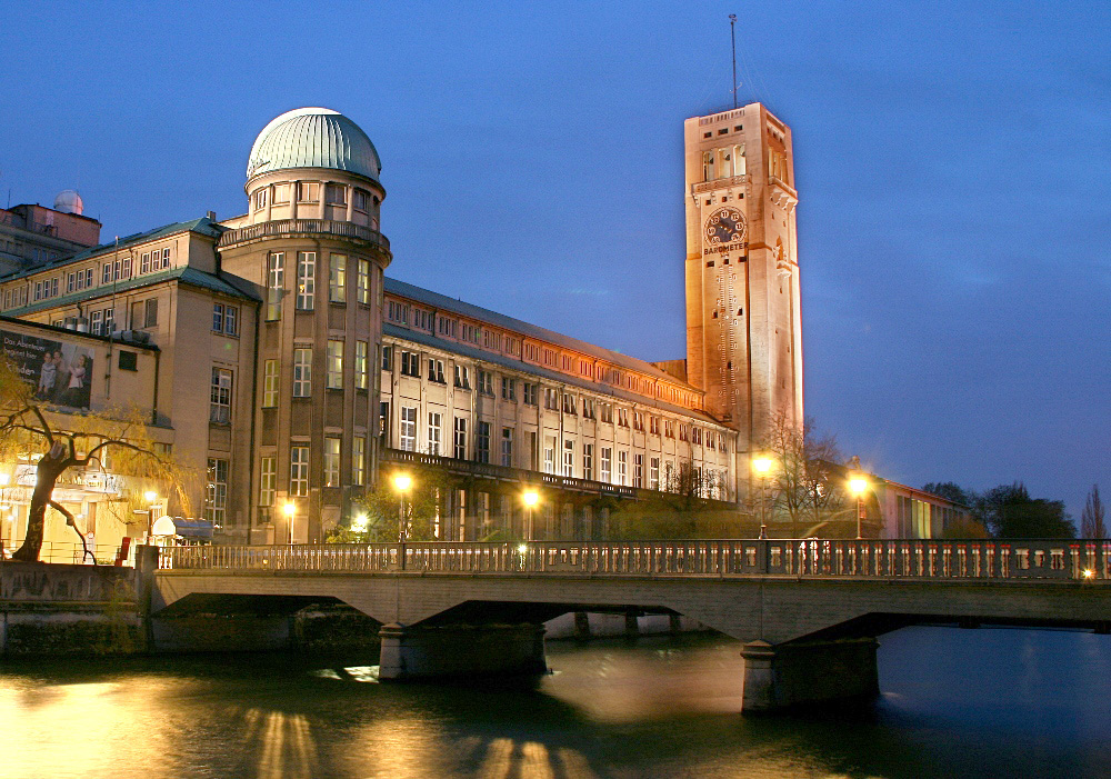 Museumsinsel_München